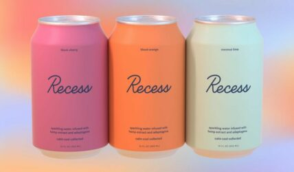 From CBD Soda To Street Design, Recess Releases 'Realitywear' With Three New Flavors